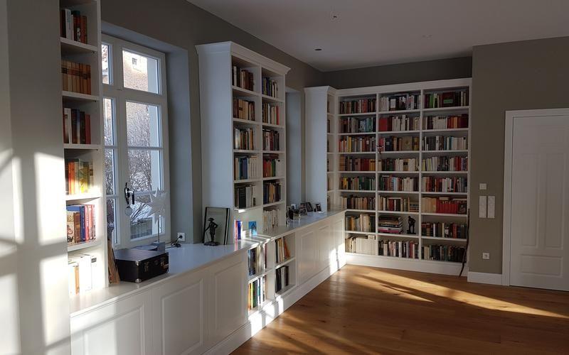 Bibliothek Blankenese