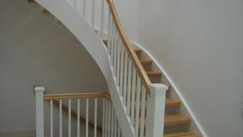 Treppe in Rissen