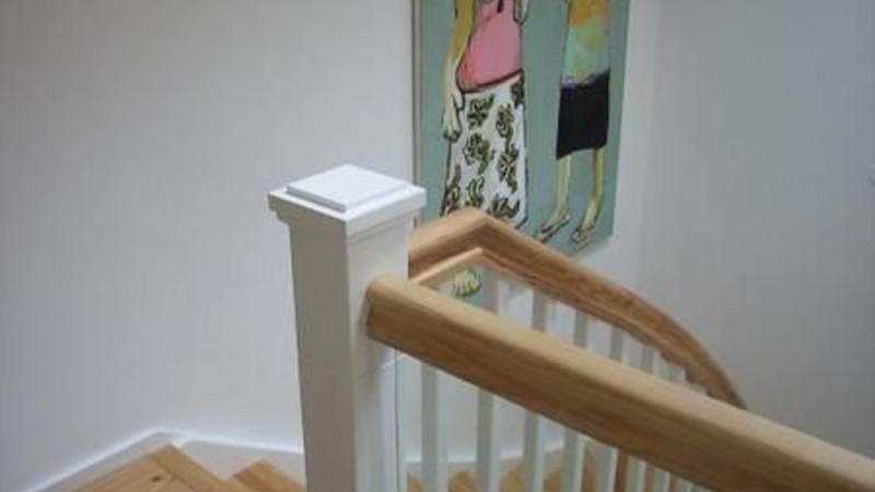 Historischer Treppenbau