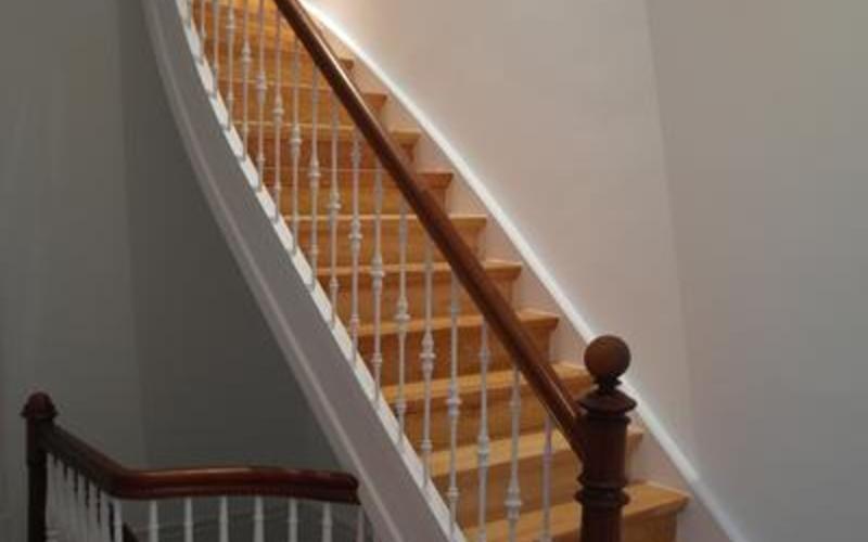 Treppenanlage im Treppenviertel