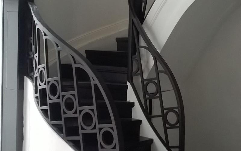 Artdeco Treppe Berlin