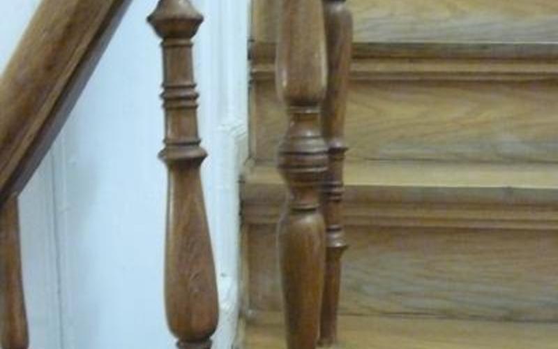 Historische Treppe